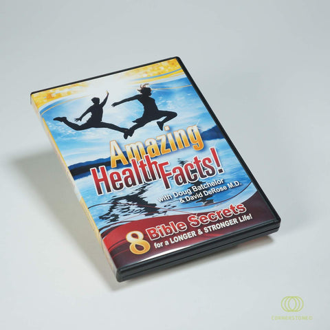 Amazing Health Facts DVD