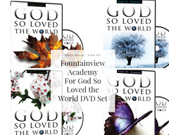 For God So Loved The World - Complete Set (4 DVD's)
