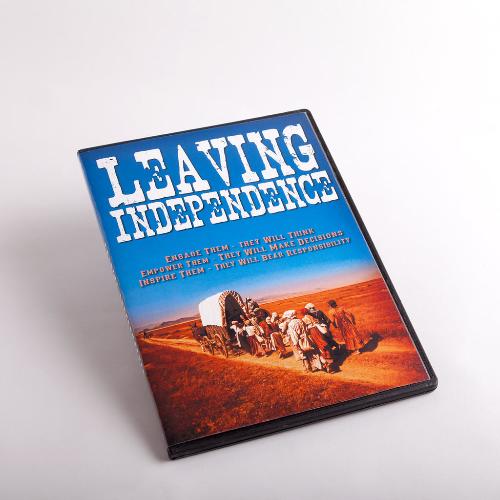 Leaving Independence - Little Light Studios