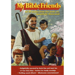 DVD My Bible Friends Full Set Vol 1-10