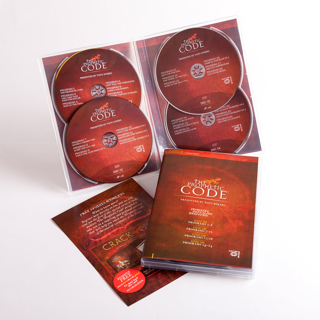 The Prophetic Code Sharing Sets Box of 100