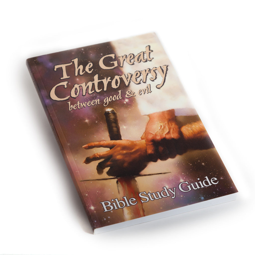 Great Controversy Bible Study Guide