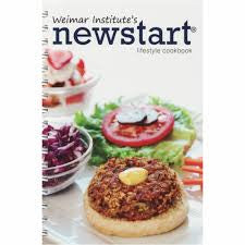 NEWSTART Lifestyle Cookbook by Weimar Institute