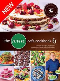Revive Cafe Cookbook 6