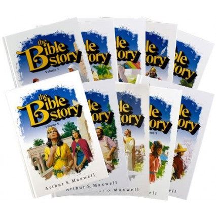 My Bible Story Complete Set Vol 1-10