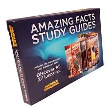 Amazing Facts Study Guides Compete Set