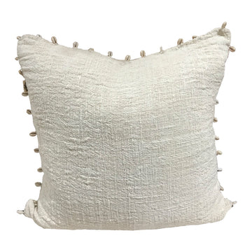 Shell Cushion Natural