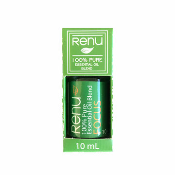 Focus Pure Blend Essential Oil 10mL  Renu