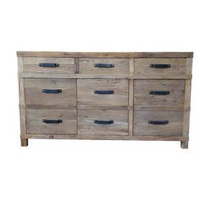 Leura 3 Door, 3 Drawer Sideboard