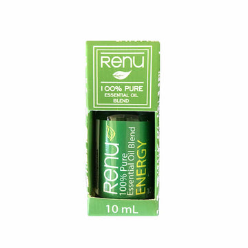 Energy Pure Blend Essential Oil 10mL  Renu