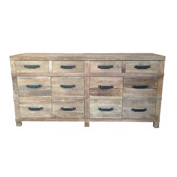 Leura  4 Door, 4 Drawer Sideboard