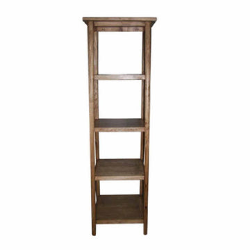 Oak Bookcase Skinny