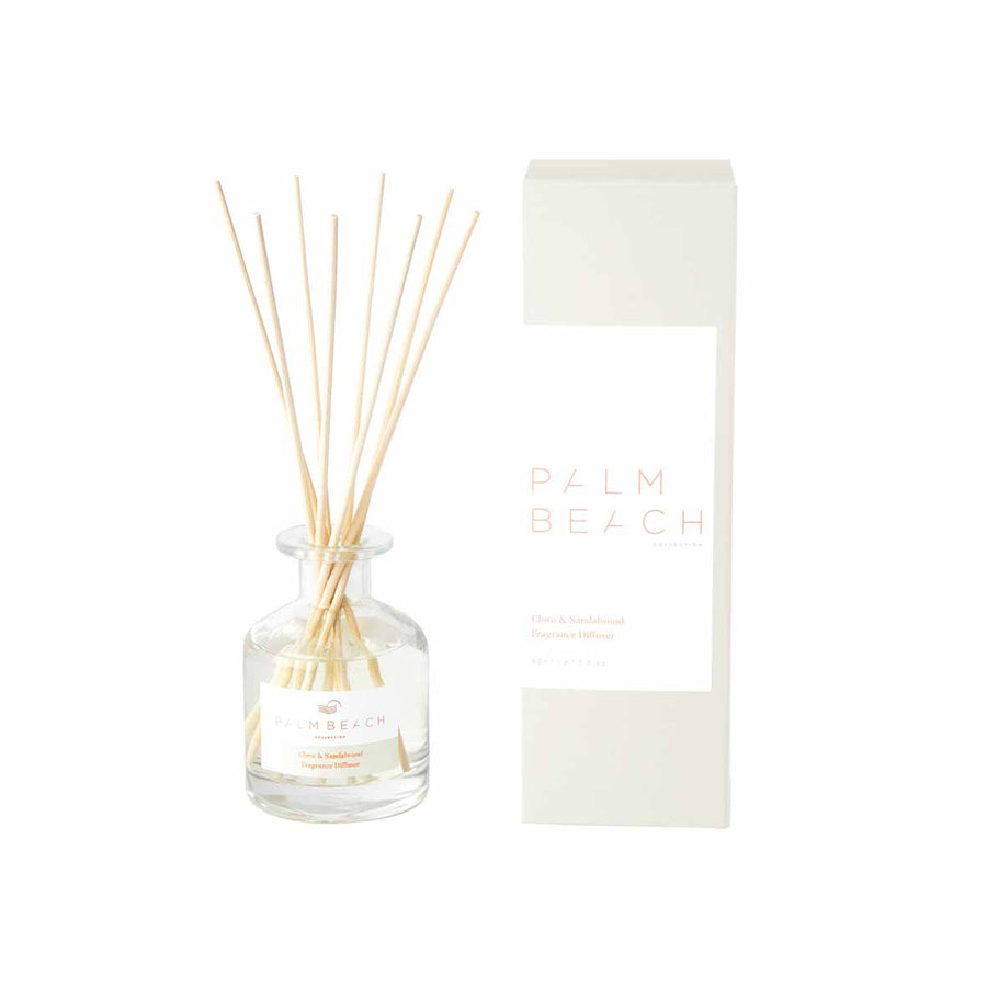 Clove & Sandalwood Mini Diffuser 50ml