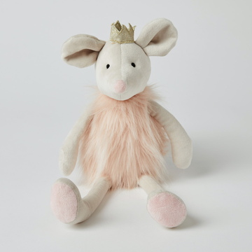 Plush Poppy Mouse