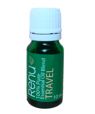 Travel Pure Blend Essential Oil 10mL Renu