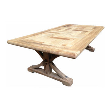 Brussels Coffee Table - All Natural