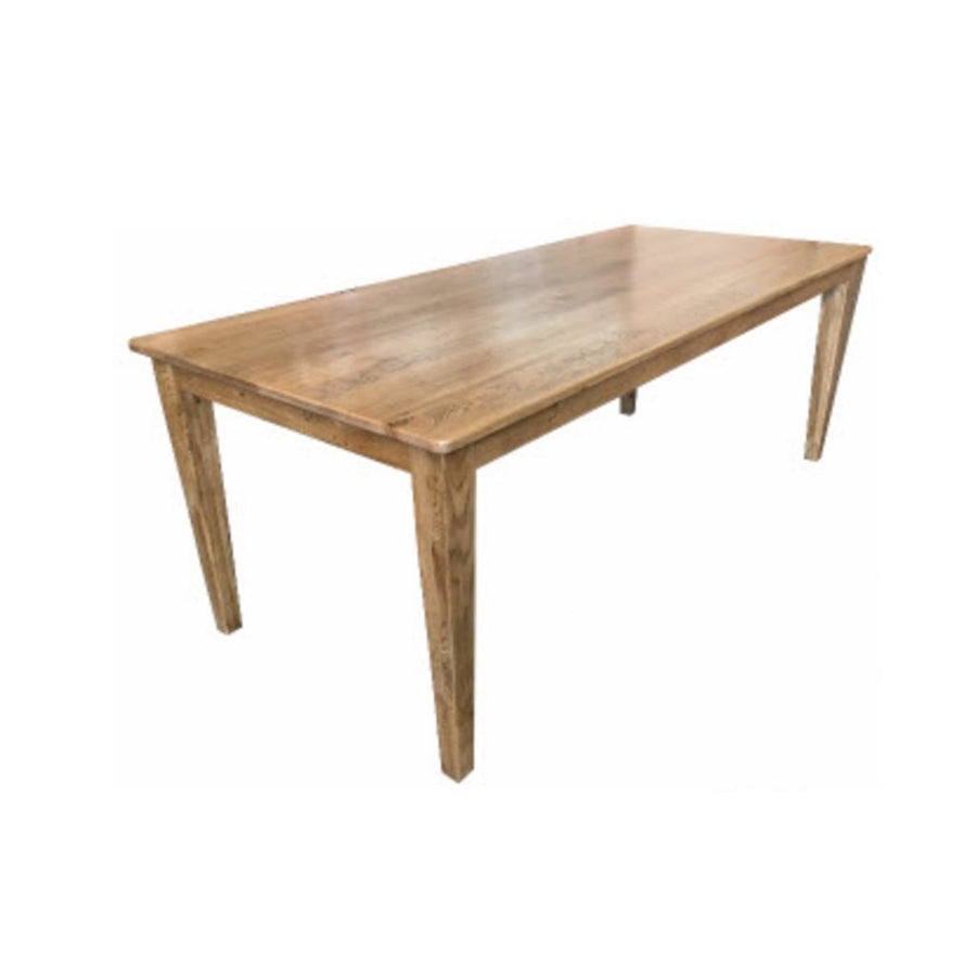 Hampton Dining Table All Natural