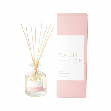 White Rose & Jasmine Diffuser 250ml