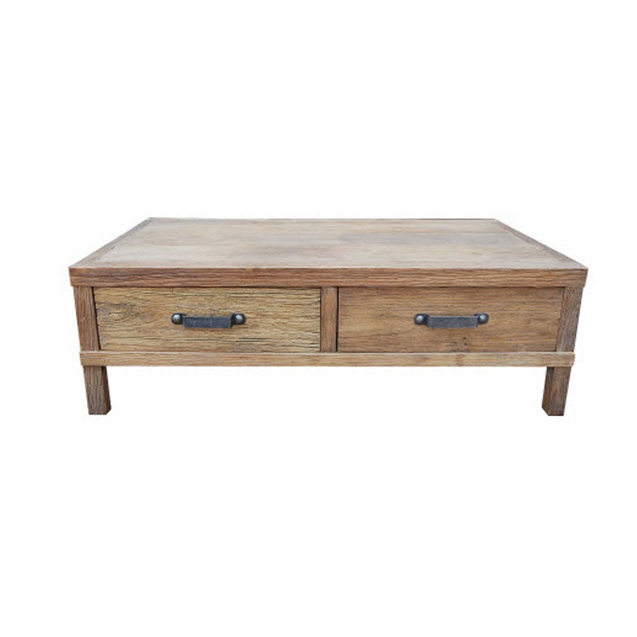 Leura 2 Drawer Coffee Table