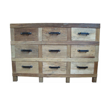 Leura 9 Drawer Sideboard