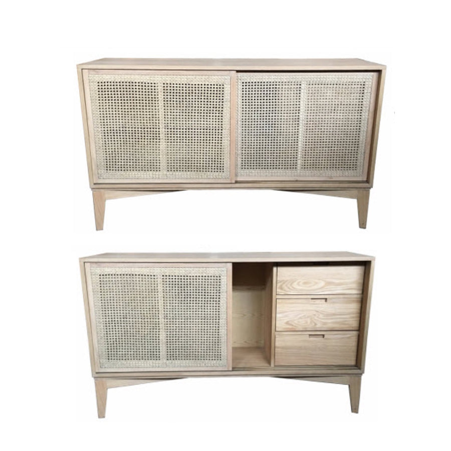 Newport 3 Drawer Buffet - 2 Sizes