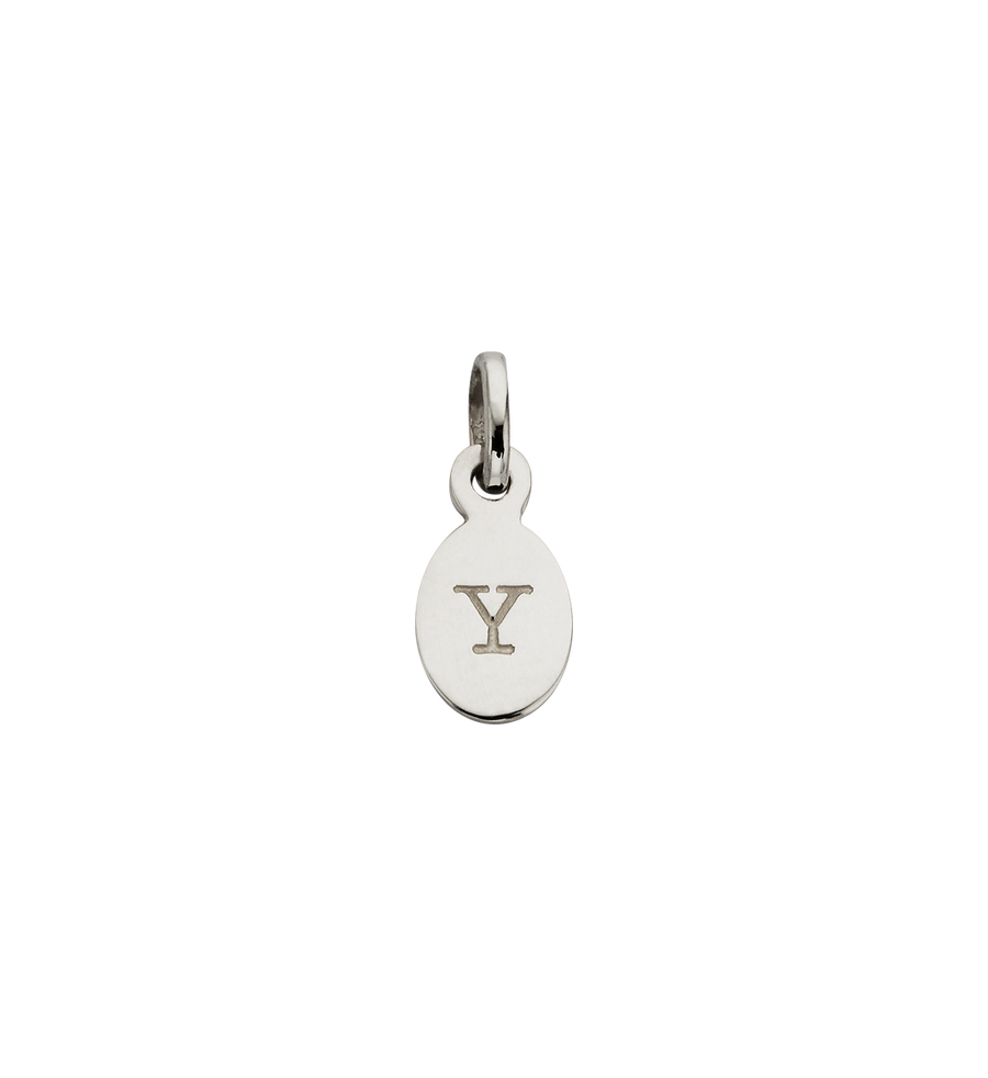 Initial A-Z Sterling Silver