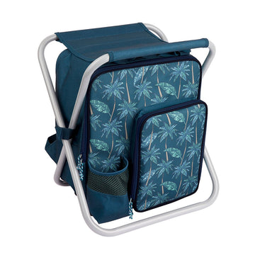 Backpack Seat Cooler Palm Seeker