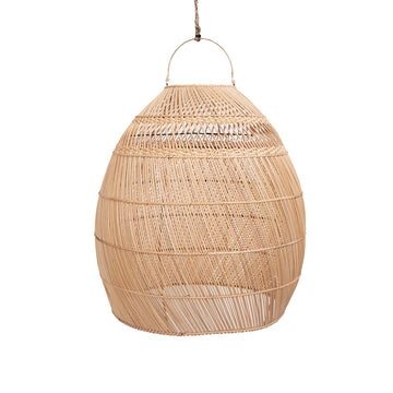St Barts Medium Natural Pendant