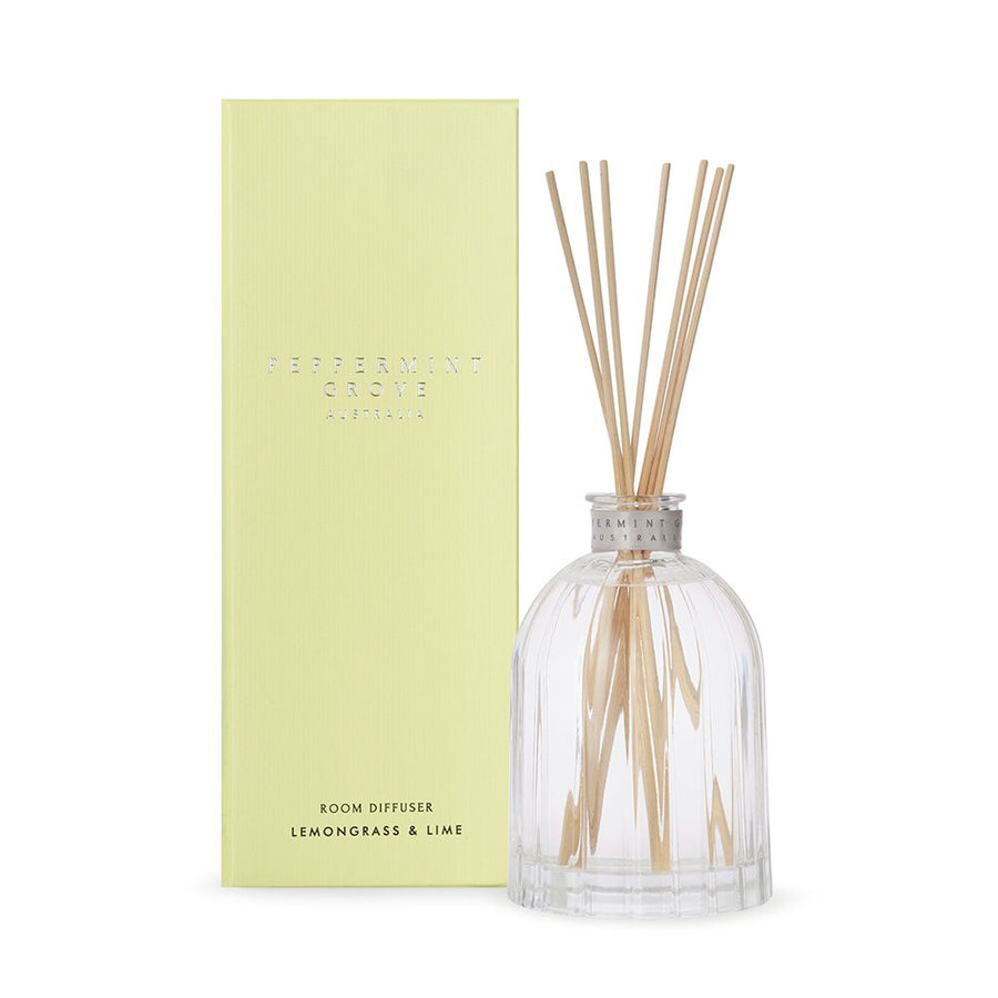 Lemongrass & Lime Fragrance Diffuser