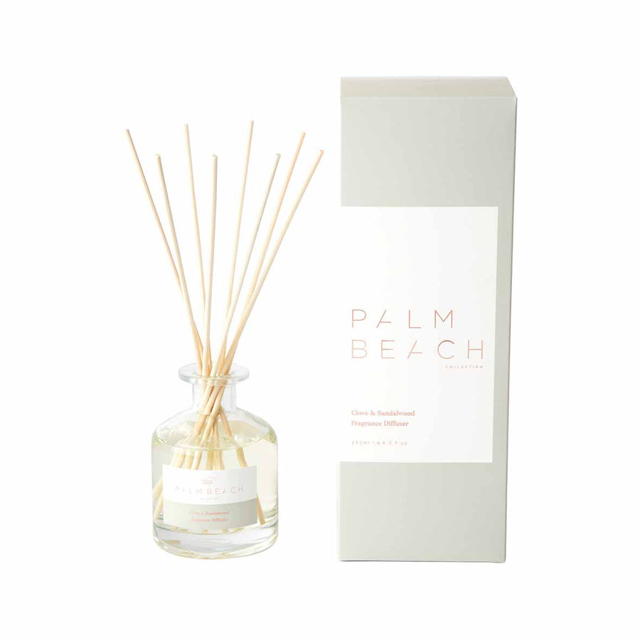 Clove & Sandalwood Diffuser 250ml