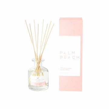 White Rose & Jasmine Mini Diffuser 50ml