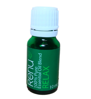 Relax Pure Blend Essential Oil 10mL  Renu