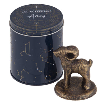 Zodiac Aries Keepsake