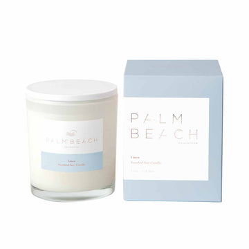 Linen Candle 420g