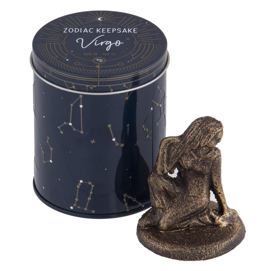 Zodiac Virgo Keepsake