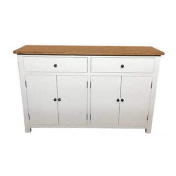 Hampton Buffet 2 Drawer, 4 Door
