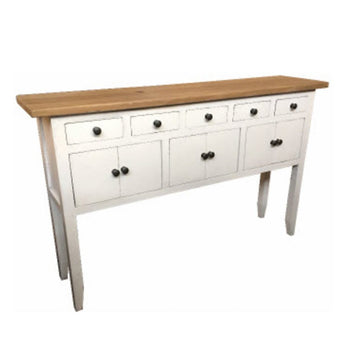 Rudolf Hall Table White