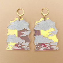 Load image into Gallery viewer, Head in the Clouds Earrings