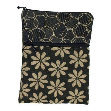 Black and Daisy Ereader case