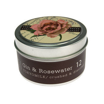 Candle - Gin and Rosewater #12