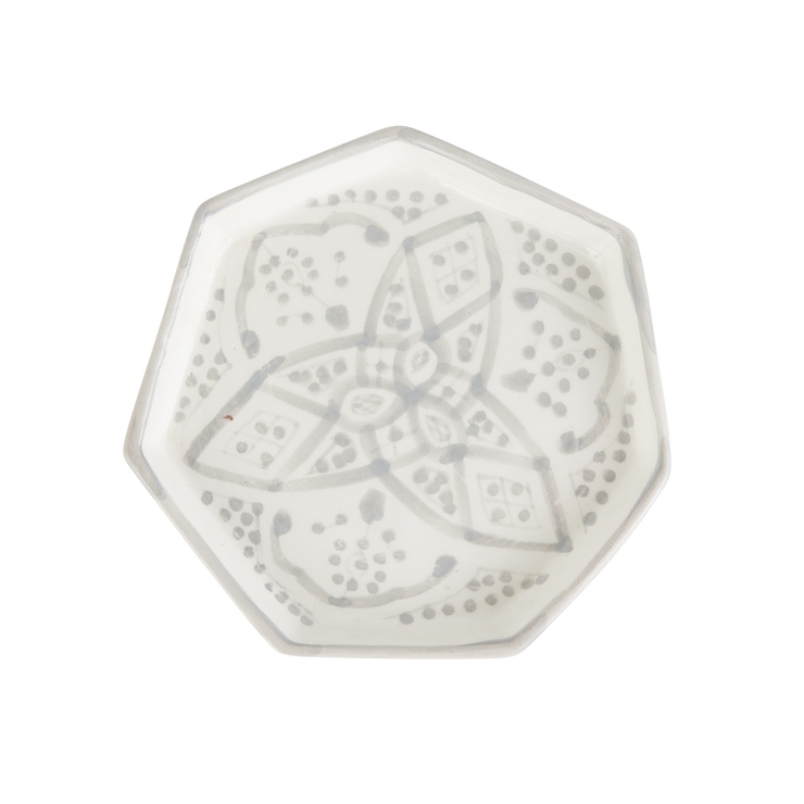 Moroccan Geometric Dot Tray