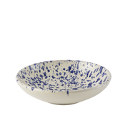 Splatterware Pasta Bowl - 7.5""