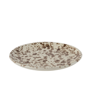 Splatterware Side Plate - 8""