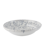 Splatterware Rimmed Serving Bowl - 11""