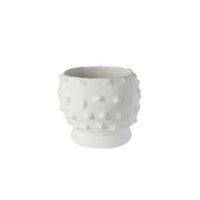 Plaster Ball Vessel - Small