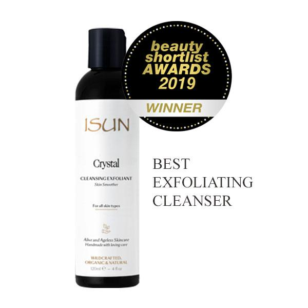 Winner - Best Exfoliating Cleanser