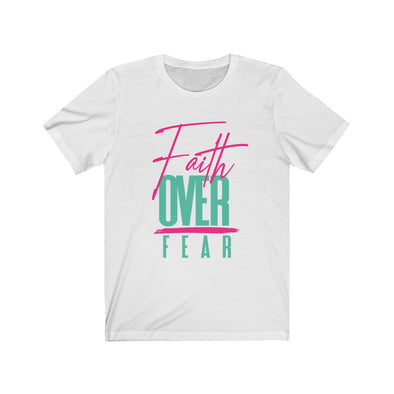 Faith Over Fear Short Sleeve Tee