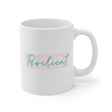 Resilient Copy of Mug 11oz
