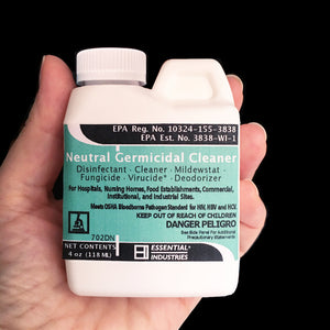 Coronavirus Killer - Neutral Germicidal Cleaner - Virucide