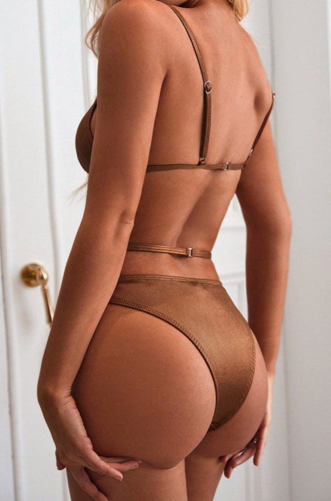 Sexy and all Swimsuit- Brown
